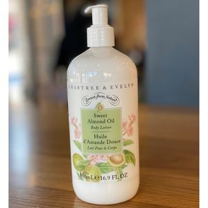 Crabtree and Evelyn Body lotion 500ml new